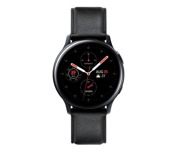 Samsung Galaxy Watch Active 2 Stal 40mm Black LTE - 526908 - zdjęcie 2
