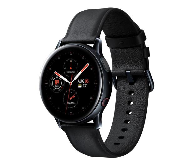 Samsung Galaxy Watch Active 2 Stal 40mm Black LTE - 526908 - zdjęcie 3