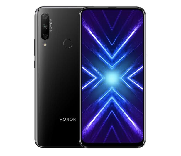 Honor 9x 4/128GB czarny - 526482 - zdjęcie