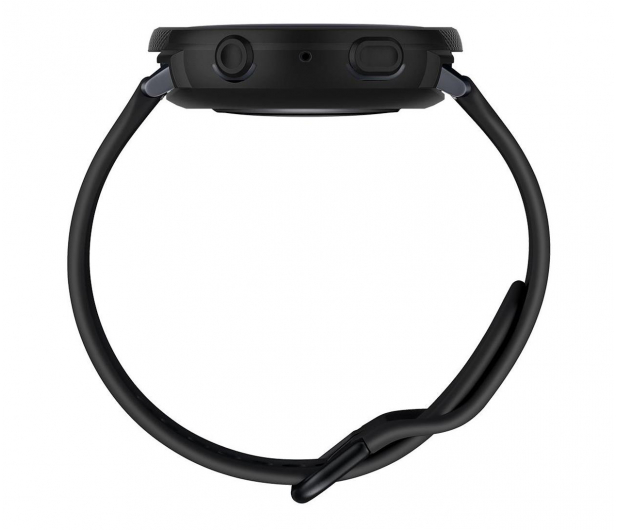 Spigen Liquid Air do Galaxy Watch Active 2 czarny - 532960 - zdjęcie 2