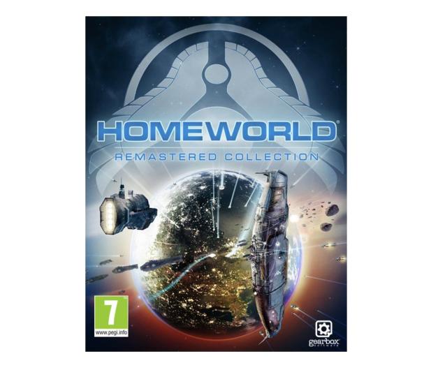 PC Homeworld Remastered Collection ESD Steam - 525398 - zdjęcie