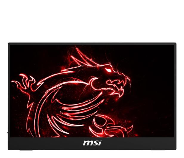 MSI Optix MAG161V przenośny - 533189 - zdjęcie