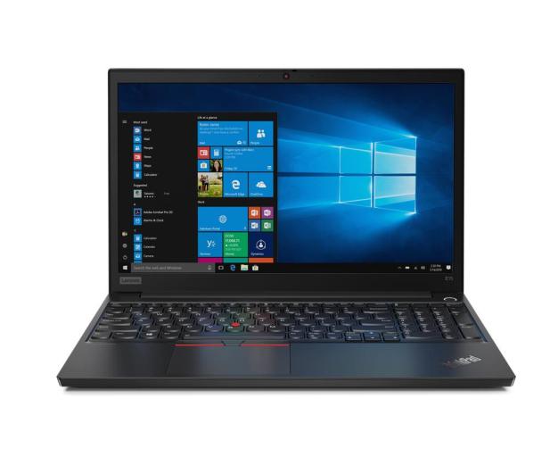 Lenovo ThinkPad E15 i5-10210U/16GB/480/Win10P  - 569941 - zdjęcie 2