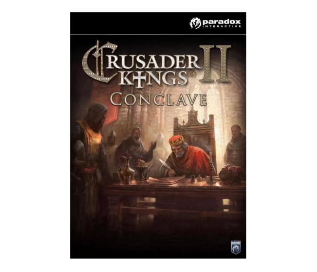 PC Crusader Kings II - Conclave (DLC) ESD Steam - 524437 - zdjęcie