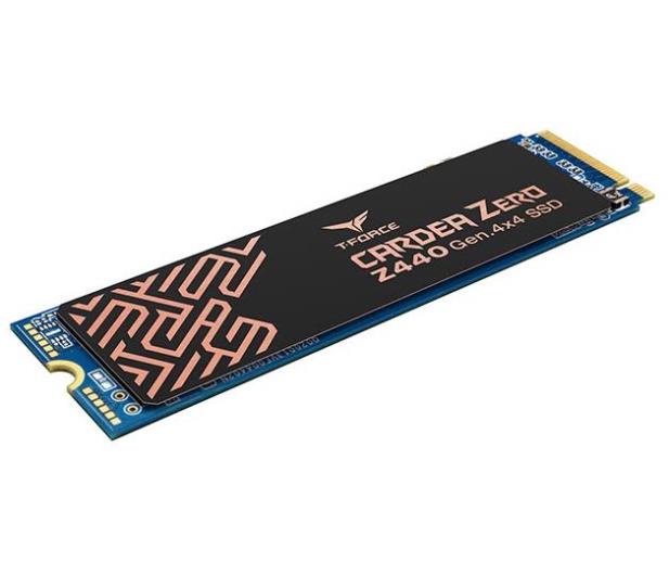 Team Group 2TB M.2 PCIe Gen4 NVMe CARDEA ZERO Z440 - 532929 - zdjęcie 3