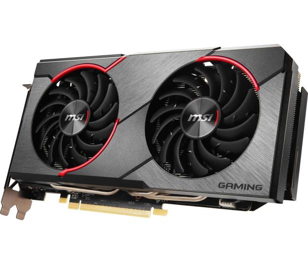 MSI Radeon RX 5500 XT GAMING X 8GB GDDR6 - 533901 - zdjęcie 4