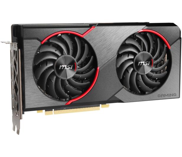 MSI Radeon RX 5500 XT GAMING X 8GB GDDR6 - 533901 - zdjęcie 2