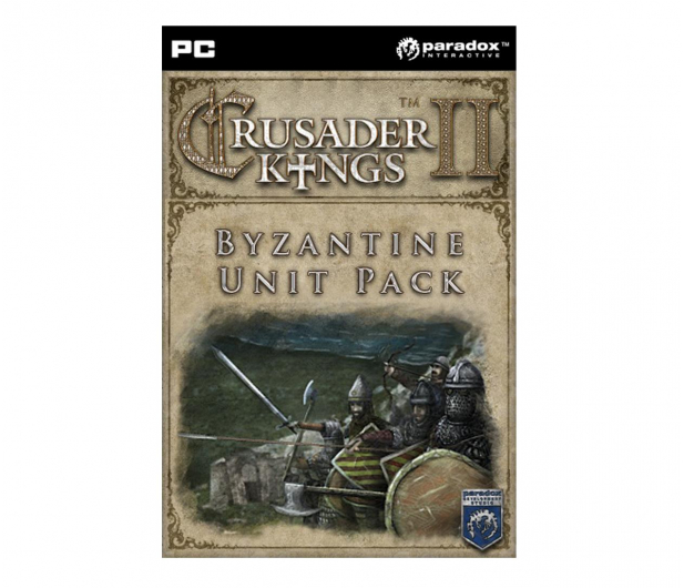 Paradox Interactive Crusader Kings II Byzantine Unit Pack (DLC) ESD - 524436 - zdjęcie