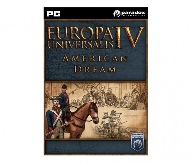 PC Europa Universalis IV - American Dream (DLC) ESD - 525135 - zdjęcie