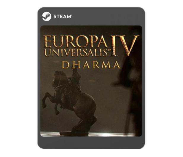 PC Europa Universalis IV - Dharma (DLC) ESD Steam - 525139 - zdjęcie