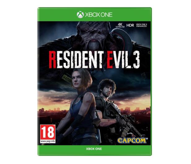 Xbox Resident Evil 3 - 534285 - zdjęcie