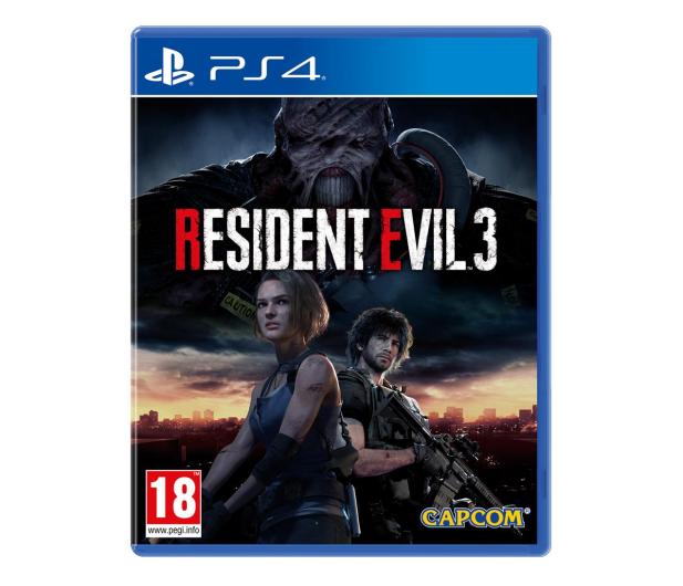 PlayStation Resident Evil 3 - 534275 - zdjęcie