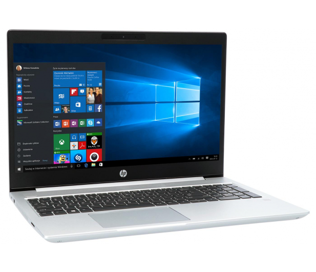 HP ProBook 450 G6 i7-8565/16GB/480+1TB/Win10P  - 515230 - zdjęcie 4