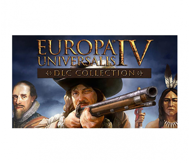 Paradox Interactive Europa Universalis IV (DLC Collection) ESD Steam - 525132 - zdjęcie