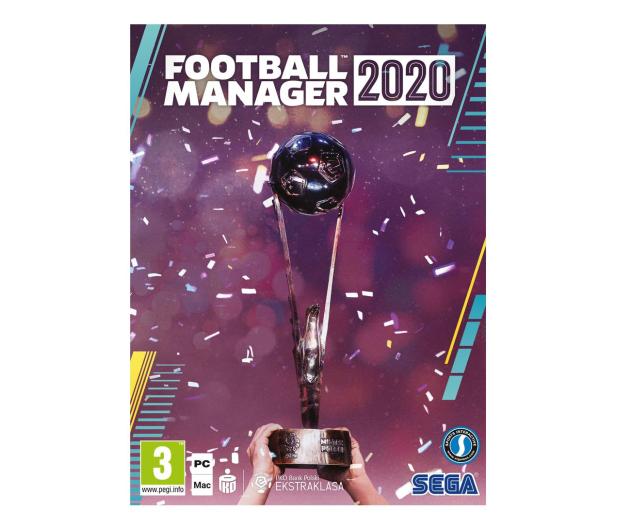 PC Football Manager 2020 ESD Steam - 531349 - zdjęcie