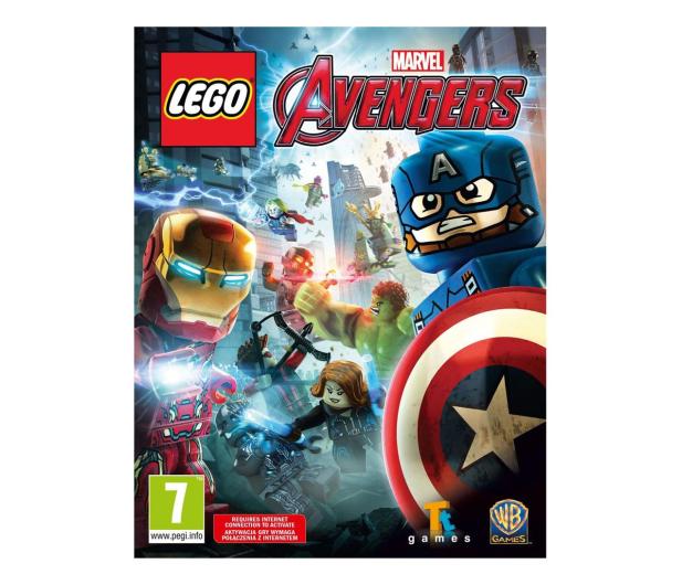PC LEGO: Marvel's Avengers ESD Steam - 527307 - zdjęcie