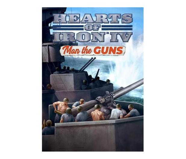 PC Hearts of Iron IV: Man the Guns (DLC) ESD Steam - 525365 - zdjęcie