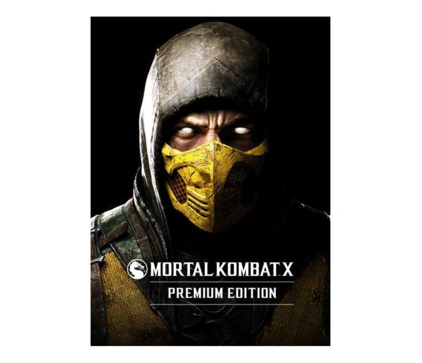 PC Mortal Kombat X (Premium Edition) ESD Steam - 527731 - zdjęcie