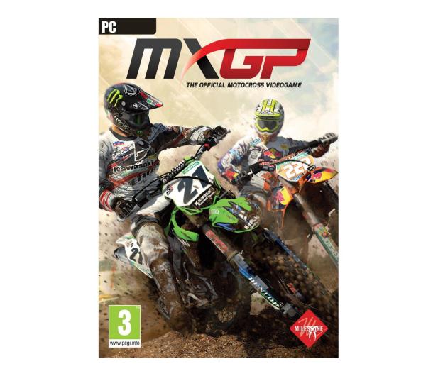 PC MXGP: The Official Motocross Videogame ESD Steam - 527746 - zdjęcie