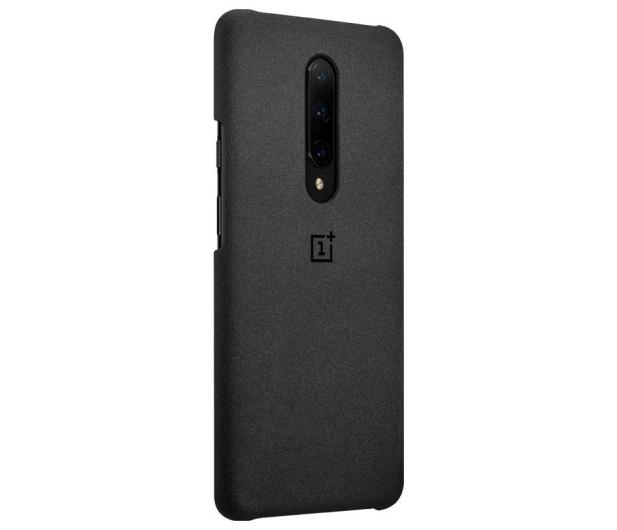 OnePlus Sandstone Protective Case do OnePlus 7 Pro czarny - 496017 - zdjęcie 2