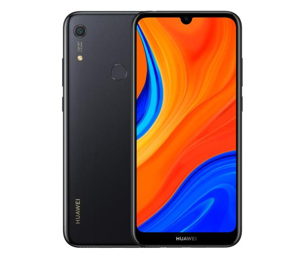 Huawei Y6s 3/32GB czarny - 534480 - zdjęcie