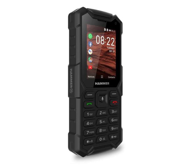 myPhone Hammer 5 Smart black - 533764 - zdjęcie 4