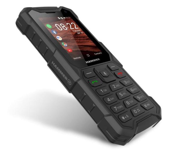 myPhone Hammer 5 Smart black - 533764 - zdjęcie 6