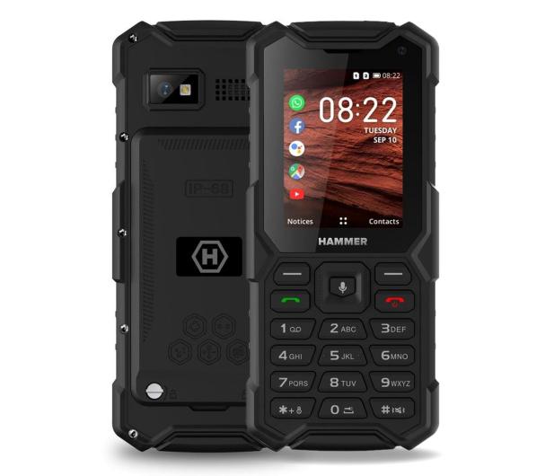 myPhone Hammer 5 Smart black - 533764 - zdjęcie