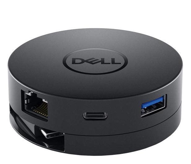 Dell DA300 USB-C - HDMI, VGA, DisplayPort, RJ-45 - 533798 - zdjęcie