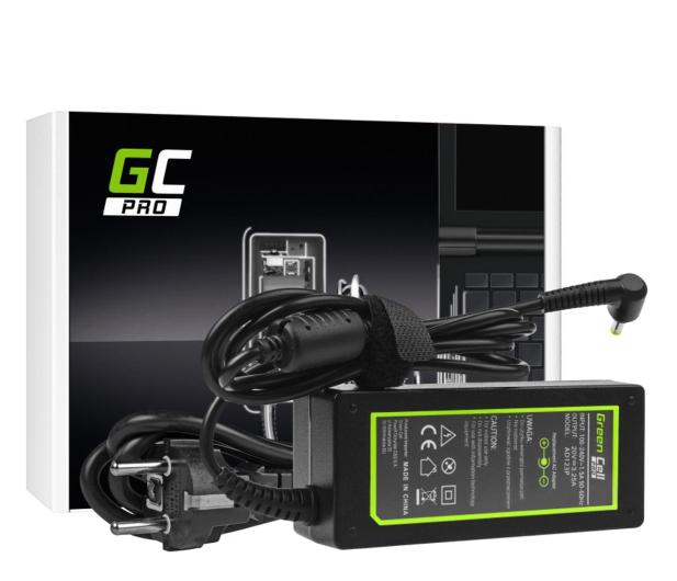 Green Cell Zasilacz do Lenovo 65W (3.25A, 4.0-1.7mm) - 533916 - zdjęcie