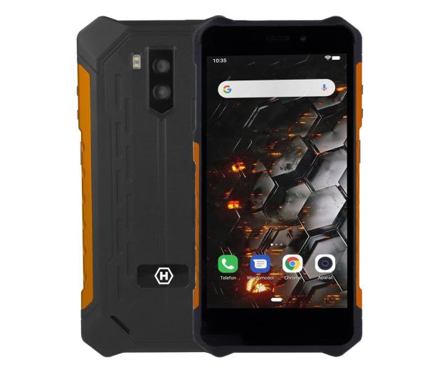myPhone Hammer IRON 3 orange - 533763 - zdjęcie