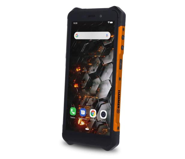 myPhone Hammer IRON 3 orange - 533763 - zdjęcie 4