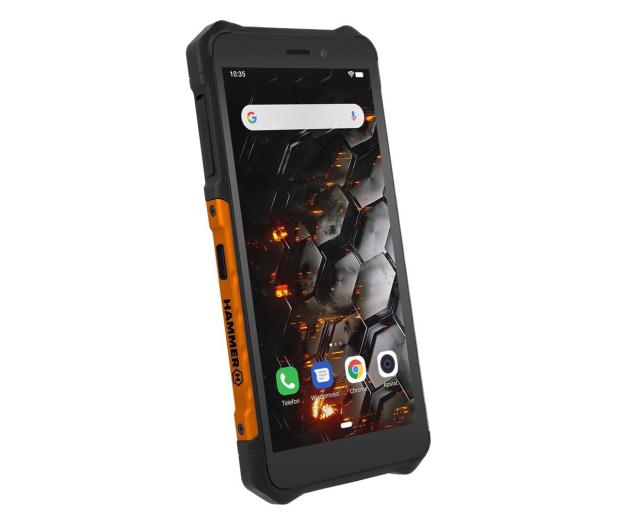 myPhone Hammer IRON 3 orange - 533763 - zdjęcie 5