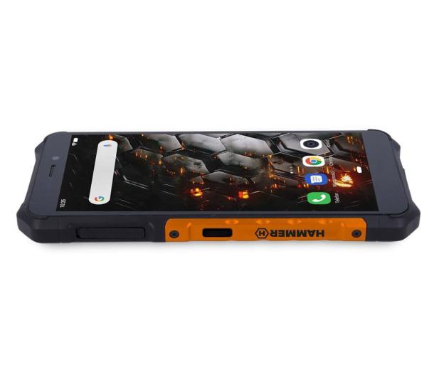 myPhone Hammer IRON 3 orange - 533763 - zdjęcie 8
