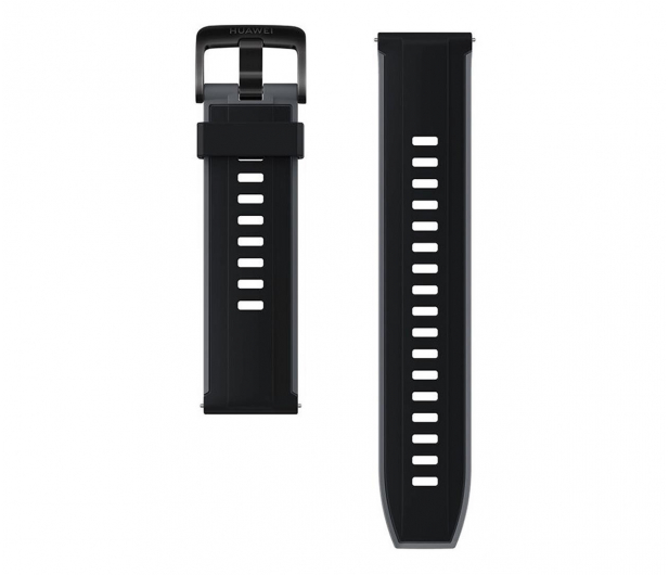 Huawei Pasek Silikonowy do Huawei Watch GT czarny - 533750 - zdjęcie