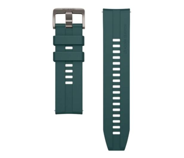 Huawei Pasek Silikonowy do Huawei Watch GT zielony - 533749 - zdjęcie