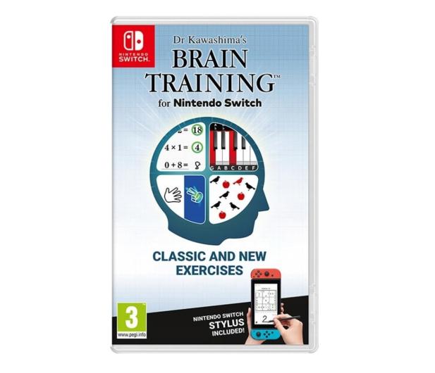 Switch Dr Kawashima's Brain Training - 534985 - zdjęcie