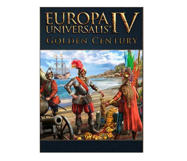 PC Europa Universalis IV - Golden Century (DLC) ESD - 525154 - zdjęcie