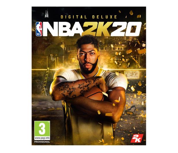 PC NBA 2K20 (Digital Deluxe Edition) ESD Steam - 527767 - zdjęcie