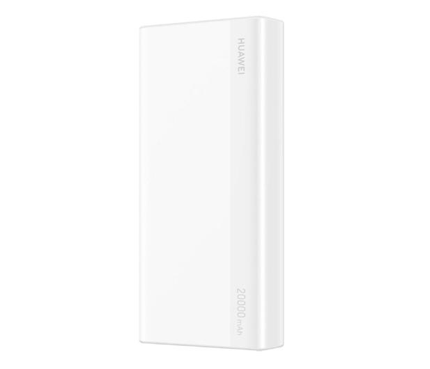 Huawei Power Bank CP22QC 20000 mAh 9V/5V 2A 18W biały - 508355 - zdjęcie