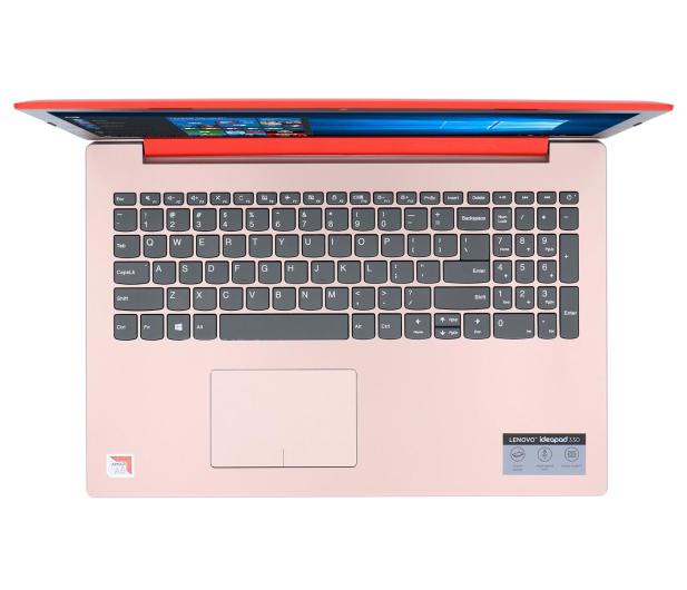 Lenovo IdeaPad 330-15 A6-9225/8GB/256/Win10 Czerwony  - 546332 - zdjęcie 4