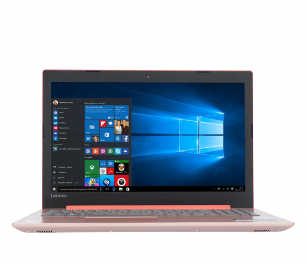 Lenovo IdeaPad 330-15 A6-9225/8GB/256/Win10 Czerwony  - 546332 - zdjęcie