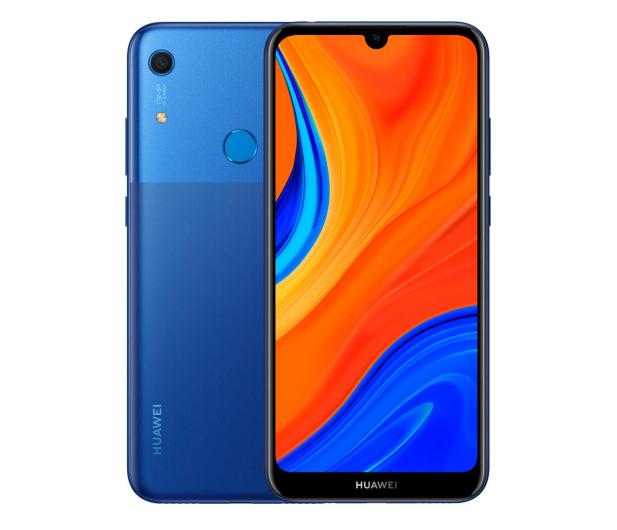 Huawei Y6s 3/32GB niebieski - 534481 - zdjęcie