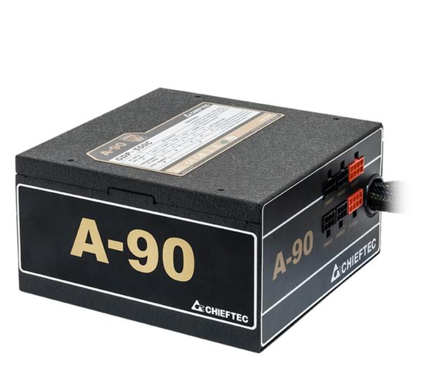 Chieftec A90 650W 80 Plus Gold - 219471 - zdjęcie
