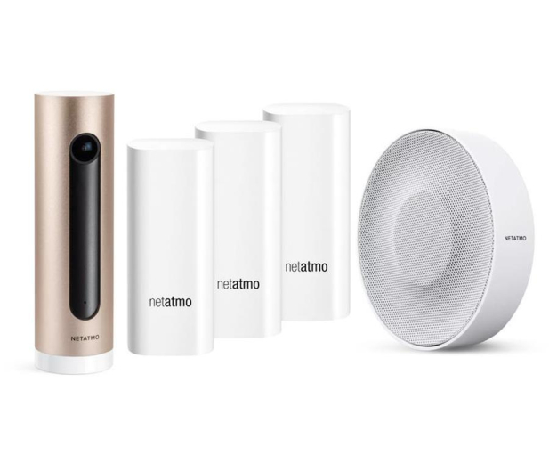 Netatmo Security Smart Home (Welcome + Tags + Siren) - 535363 - zdjęcie