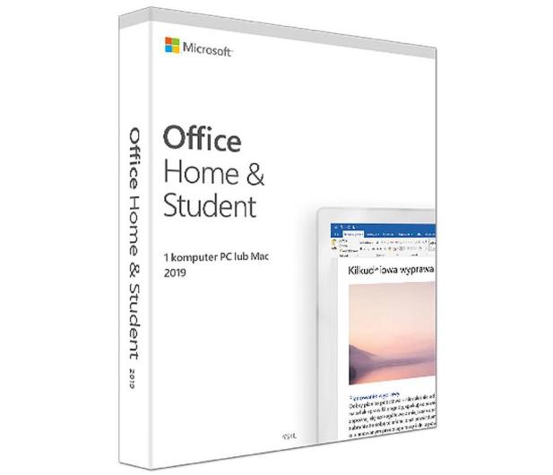 Microsoft Office 2019 Home & Student + Norton  - 535264 - zdjęcie 2