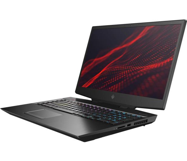 HP OMEN 17 i7-9750H/16GB/512/Win10x 2080 240Hz - 535297 - zdjęcie 4