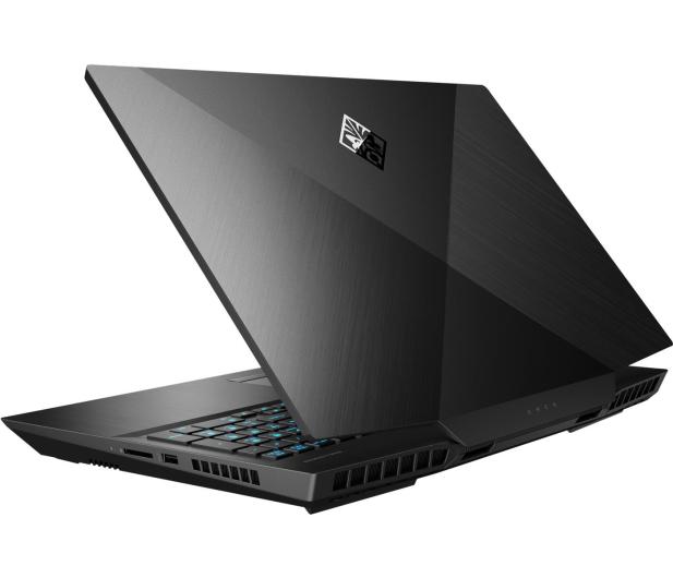 HP OMEN 17 i7-9750H/16GB/512/Win10x 2080 240Hz - 535297 - zdjęcie 5