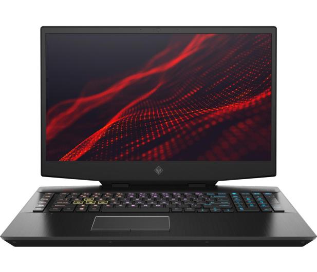 HP OMEN 17 i7-10750H/16GB/512/Win10 RTX2060 300Hz - 589680 - zdjęcie 3