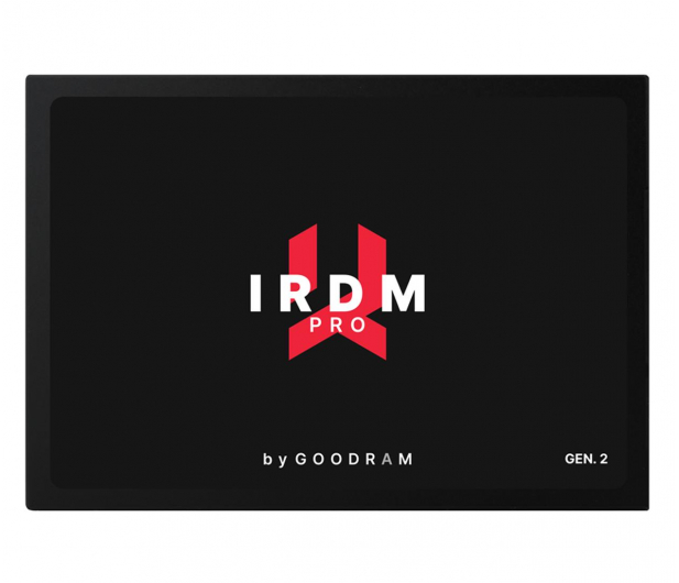 """GOODRAM 256GB 2,5"""" SATA SSD IRDM PRO GEN. 2 - 535238 - zdjęcie"""